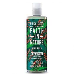 FIN aloe vera shampoo