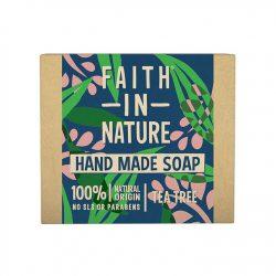 FIN Organic tea tree soap