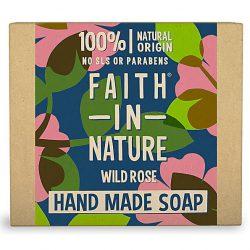 FIN Wild Rose Soap 100g