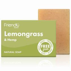 Friendly Soap Bar Lemon Grass 95g