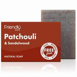 Friendly Soap Bar Patchouli 95g