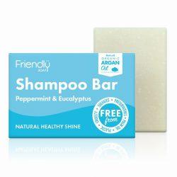 Friendly Soap Bar PepprmintEuc 95g