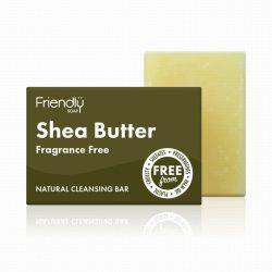 Friendly Soap Bar Shea Butter 95g