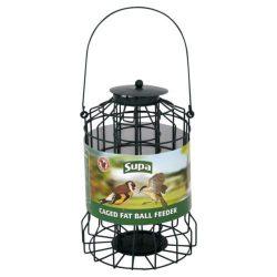 Metal Squirrel Resistant Fat Ball Feeder