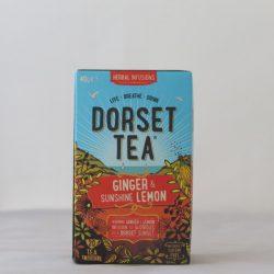 Dorset Tea Ginger & Lemon 20 bags