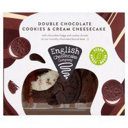 ECC 2 Choc Cookies & Cream Cheesecake