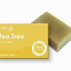 Friendly Soap Bar Tea Tree 95g