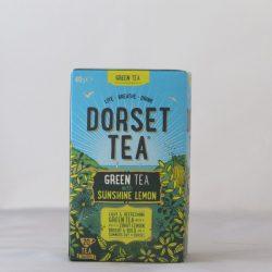 Dorset Tea Green with Lemon 20 Bags