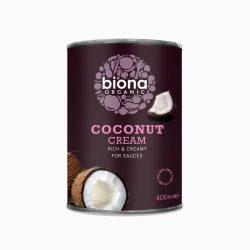 Biona Coconut Cream 400ml