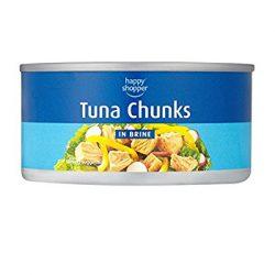 Happy Shopper Tin Tuna Chunks in Brine