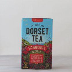 Dorset Tea Strawberries & Cream 20 Bags
