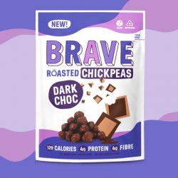 Brave Foods Roasted Chick Peas