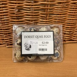 12 Quail Eggs