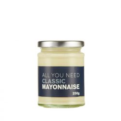 All you need – Classic Mayonnaise