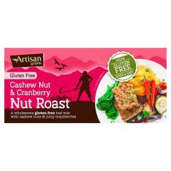 Artisan Grains Cashew Cranberry Nut Roast