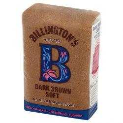 Billingtons F/T Dark Brwn Sugar 500g
