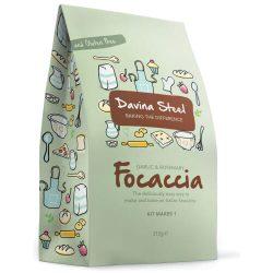 Davina Steel Garlic Rosemary Focaccia Mix