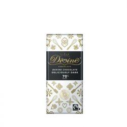 Divine Baking Chocolate Dk 150g