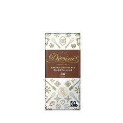 Divine Baking Chocolate Milk 150g