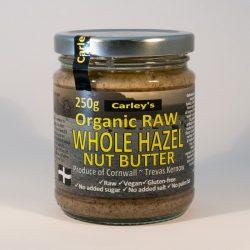 Carley's Org Hazelnut Butter250g