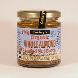Carley's Organic Almond Butter