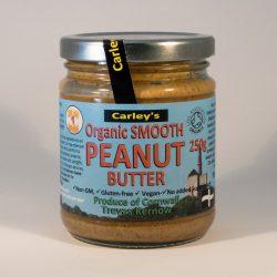 Carley's Organic Peanut Butter