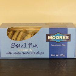 MB Brazil Nut Choc Chip Biscuits 150g