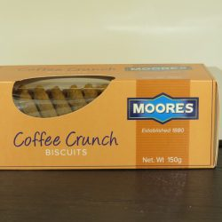 MB Coffee  Biscuits 150g