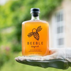 Beeble Honey Whisky 50cl