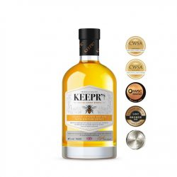 Keepers London Dry Gin & Honey 70cl