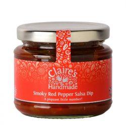 Smoky Red Pepper Salsa 200g