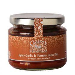 Spicy Garlic & Tomato Salsa 200g