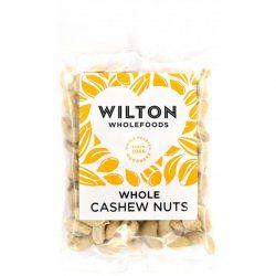 WW Whole Cashews 100g