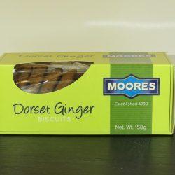 MB Dorset Ginger Biscuits 150g