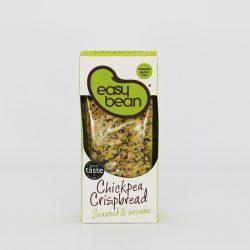 Easybean Chickpea Crispbread