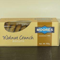 MB Walnut Crunch Biscuits 150g