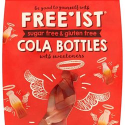 Freeist Cola Bottles 100g