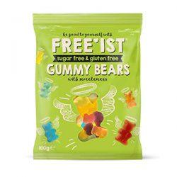 Freeist Gummy Bears 100g