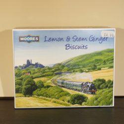 MBB Dorset Ginger Box 300g