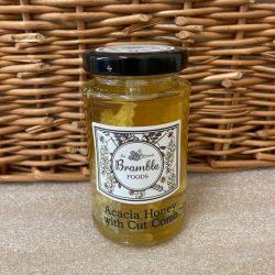 Bramble Acacia Cut Honey Comb 250g