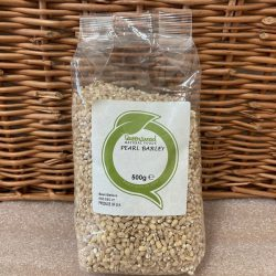 Queenswood Pearl Barley 500g