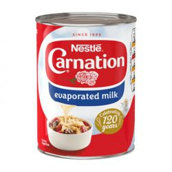 Evaporated Milk Carnation