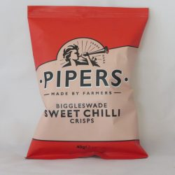 Pipers Crisps Sweet Chilli 40g