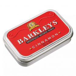 Barkleys Cinnamon Mints Tin