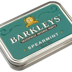 Barkleys Spearmint Tin