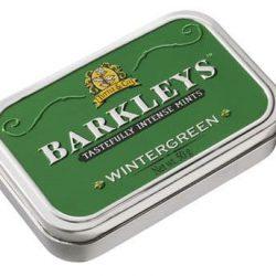 Barkleys Wintergreen Mints Tin