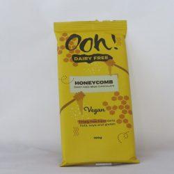 Dairy Free Honeycomb Chocolate 100g
