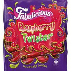 BB Fabulicious Raspberry Twister 200g