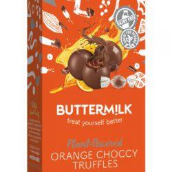 Buttermilk OrangeChoccyTruffles