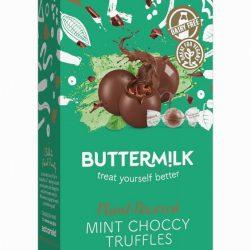Buttermilk Mint ChoccyTruffles